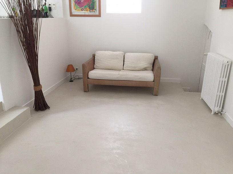 photos de b ton cir enduits m talliques de beton. Black Bedroom Furniture Sets. Home Design Ideas